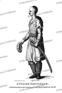 a polish gentleman, scorodomof, 1893