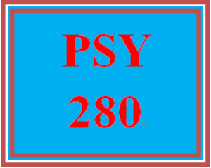 psy 280 week 3 middle childhood and adolescence paper