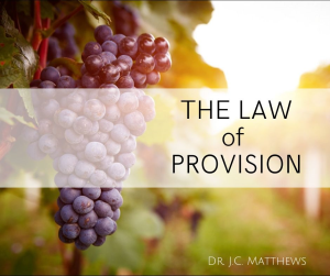 the law of provision