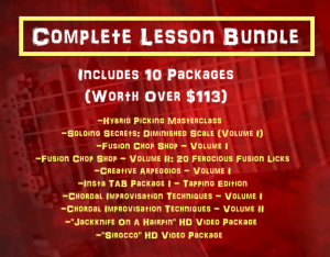 Complete Lesson Bundle | Music | Jazz