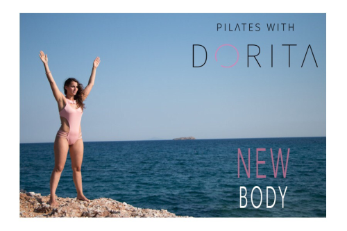 First Additional product image for - Pilates with Dorita - NEW BODY