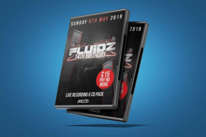fluidz 14th birthday - live recording - digital download