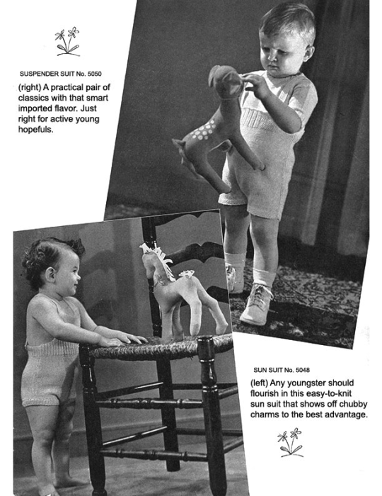 Second Additional product image for - Woolies for Infants   Book No. 138   The Spool Cotton Company DIGITALLY RESTORED PDF
