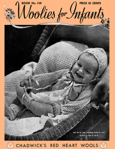 woolies for infants | book no. 138 | the spool cotton company digitally restored pdf