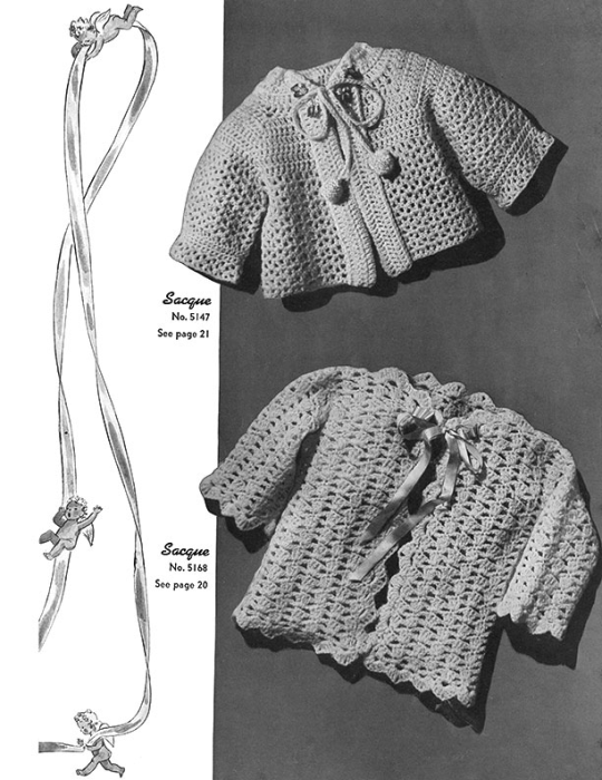 Third Additional product image for - Woolies for Babies | Book No. 178 | The Spool Cotton Company DIGITALLY RESTORED PDF