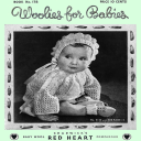 Woolies for Babies | Book No. 178 | The Spool Cotton Company DIGITALLY RESTORED PDF | Crafting | Knitting | Other