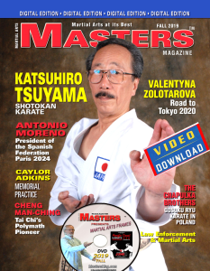 2019 fall issue of masters magazine & frames video (download)