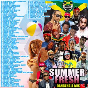 dj roy summer fresh dancehall mix 2019