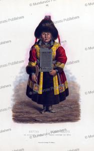 yakut woman, bulychev, ivan dem'ianovich, 1856f
