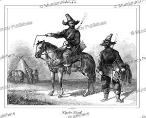 kyrgyz kazakh, tartary, lemaitre, 1848
