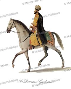 a dooraunee gentleman, afghanistan, mountstuart elphinstone, 1815