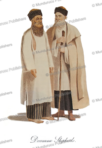 dooraunee shepherds, afghanistan, mountstuart elphinstone, 1815