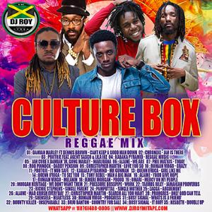 dj roy country box reggae mix