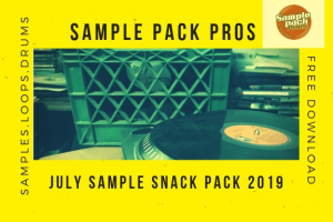 jULY 2019 FREE SAMPLE PACK | Music | Soundbanks