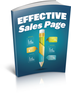 effective sales page