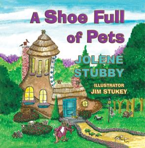 a shoe full of pets