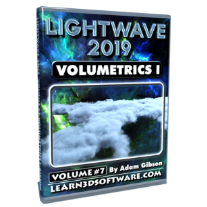 Lightwave 2019-Vol.#7- Volumetrics I (Download Version) | Software | Training