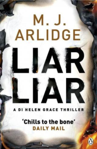 liar liar: di helen grace 4 by m. j. arlidge