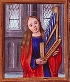 certon : cantantibus organis : transposed score