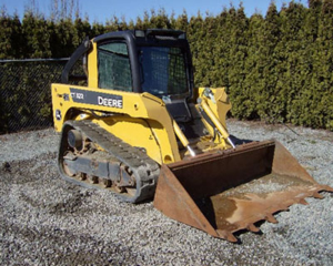 john deere ct322 skid steer loader service repair manual