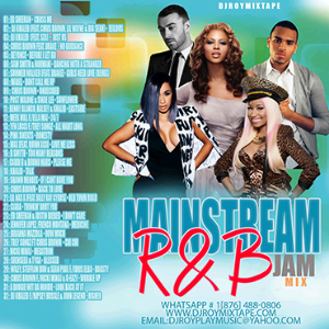 dj roy mainstream r&b jam mix [july 2019]