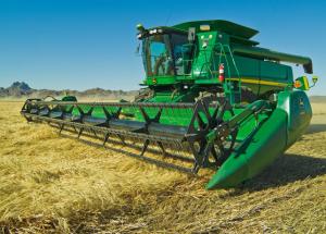 john deere 335 435 635 combine corn attachment operator manual omn159163