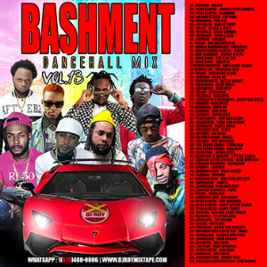dj roy bashment dancehall mix vol.13 2019