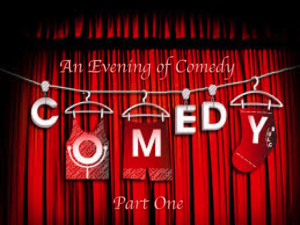 an evening of comedy part one