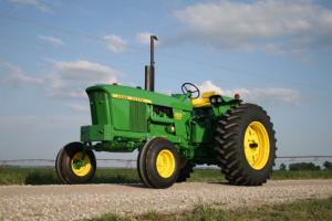 download john deere 4020 row-crop standard & hi-crop tractor operator's manual omr41754