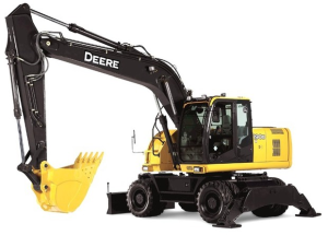download john deere 190dw wheeled excavator parts catalog manual pc10049