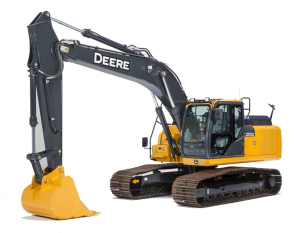 download john deere 210g, 210glc excavator parts catalog manual pc10255