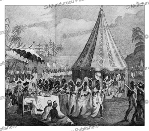 the wives of king bossa ahadee of dahomey, archibald dalzel, 1800