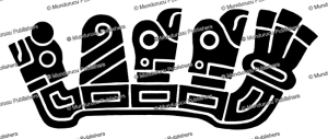 inca balsa sign from tiahuanaco (tiwanaku)