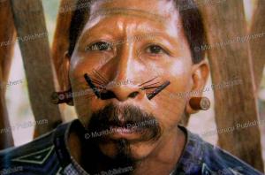 mayoruna (matse´s)-man