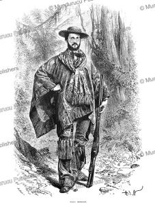 french explorer paul marcoy (1815-1888), peru, alphonse de neuville, 1869