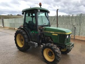 download john deere 5400n, 5500n tractor all inclusive technical service repair manual tm1585