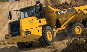 download john deere 250d, 300d articulated dump truck parts catalog manual pc9107