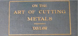 on the art of cutting metals