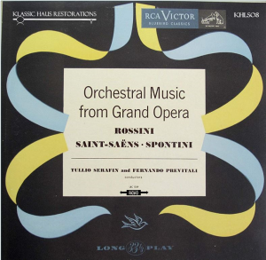 orchestral music from grand opera