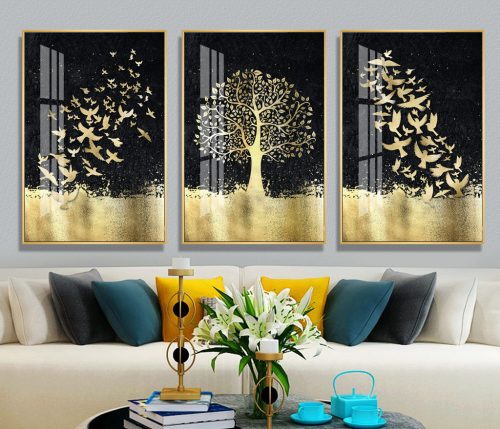 First Additional product image for - wall art digital set of 3