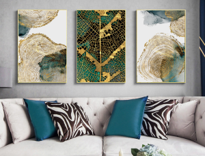 abstract set of 3