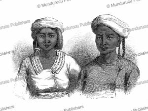 savages of talan, yunnan, louis delaporte, 1873
