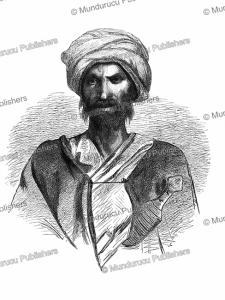 bedouin of the sinai¨, h. pottin, 1864
