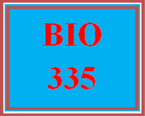 bio 335 week 2 abiotic and biotic factors paper