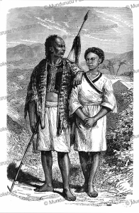 mountain people from formosa, thomson, 1883