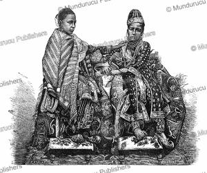 princesses of bhopal, india, e. ronjat, 1883