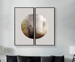 abstract wall decor print set | Photos and Images | Abstract