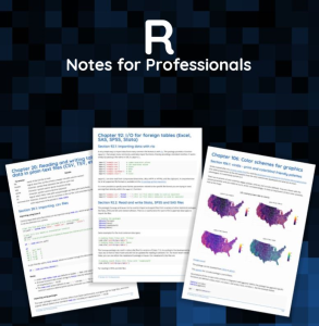 r: notes for professionals