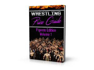 wrestling price guide figures edition volume 1