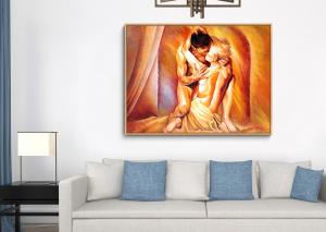 romantic wall decor print